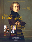 Tribute to Franz Liszt poster