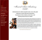 MUSICAL ARTS ACADEMY. www.musicalartsacademy.ca
